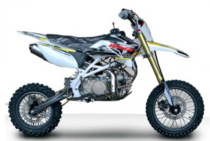 Питбайк Kayo KAYO TTR801-L/150cc VortexCat 14'/12'
