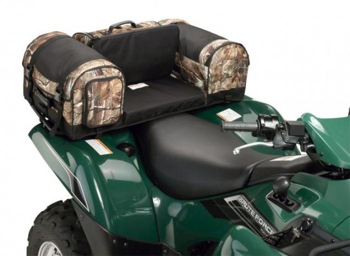 Кофр для квадроцикла Moose TRADITION RACK BAG (CAMO)