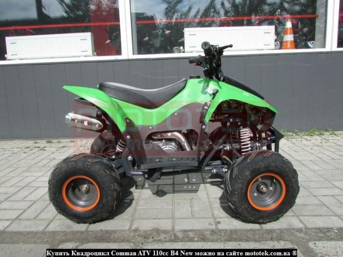 comman atv 110cc b4 new