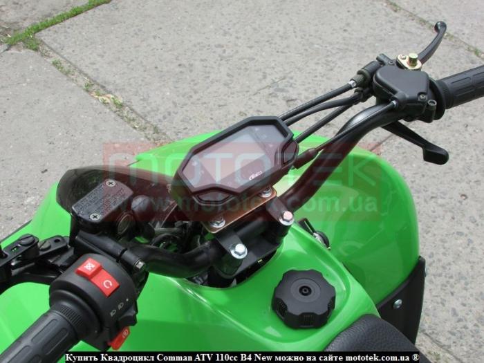 квадроцикл comman 110