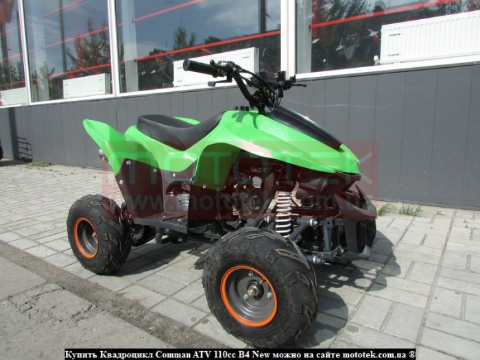 comman atv 110cc b4 new цена