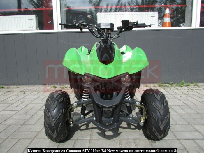 купить comman atv 110cc b4 new