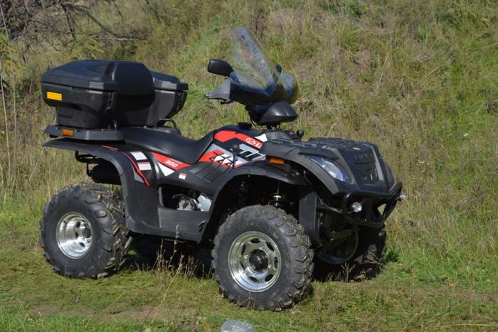 Квадроцикл Linhai 300LTD