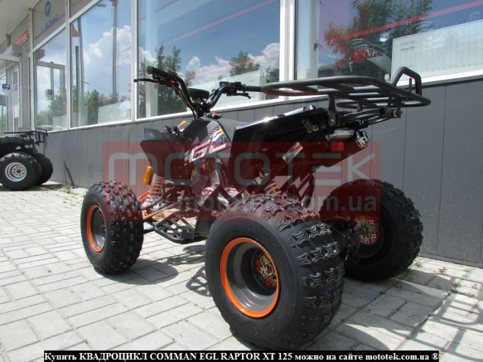 Comman Egl raptor 125 xt купить