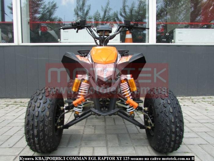 Comman Egl Raptor XT 125