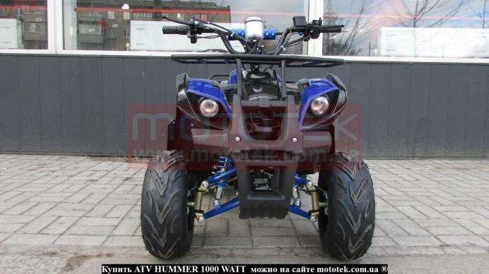 электроквадроцикл 1000 watt