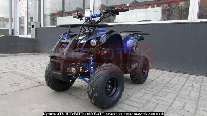 купить электроквадроцикл hummer 1000
