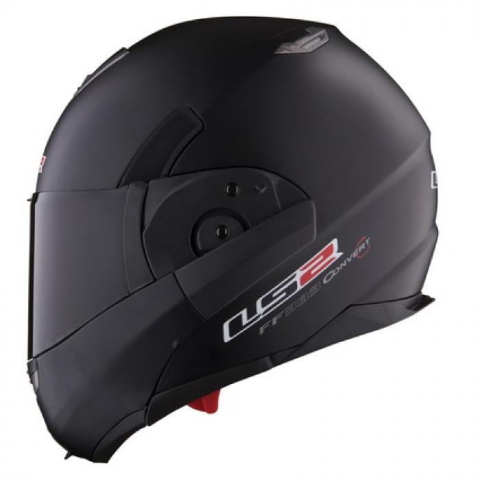 Шлем Трансформер LS2 FF393 Convert Black