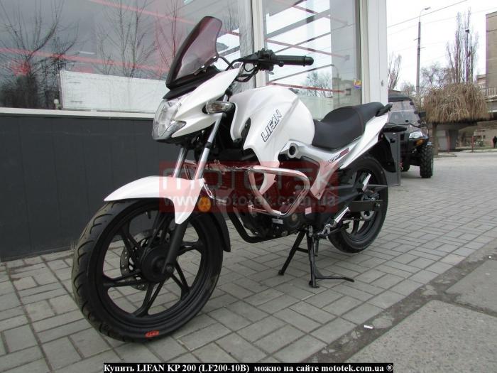 мотоцикл lifan kp 200 irokez