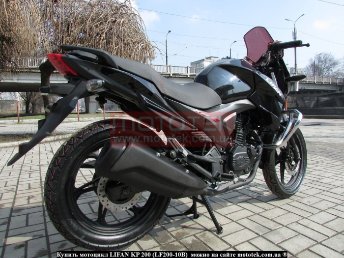 lifan kp 200 характеристики