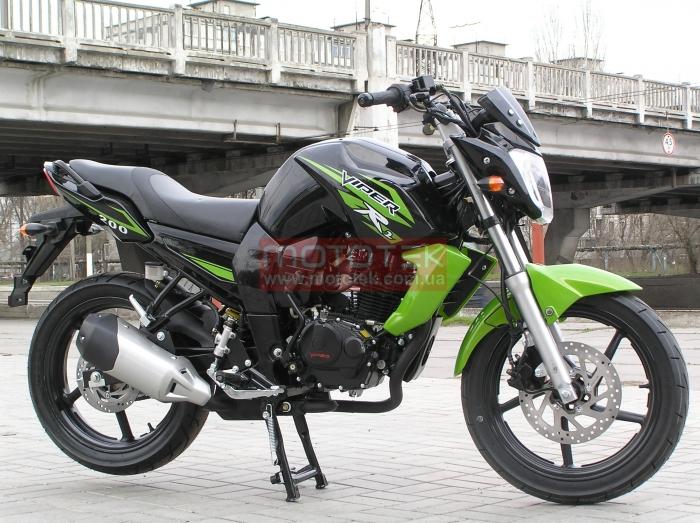 viper 200 r2