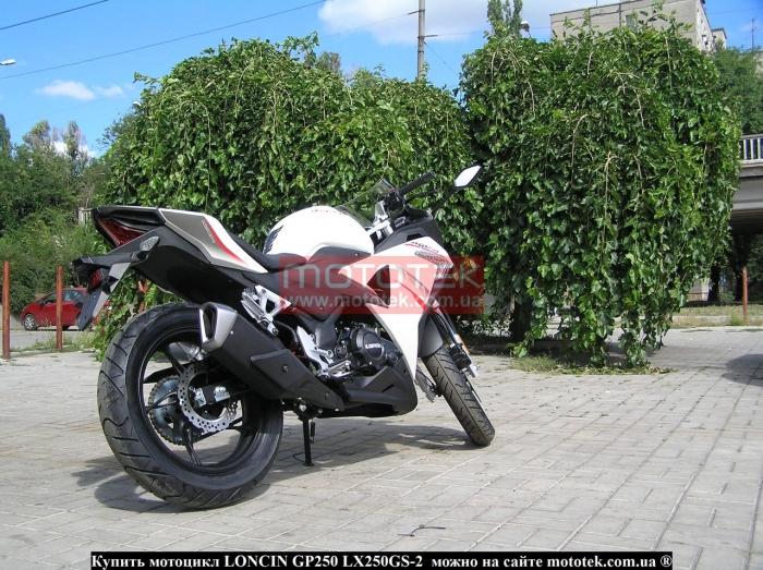 LONCIN GP250