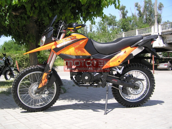 SHINERAY XY250GY-6B cross