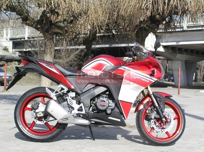 viper sport 250