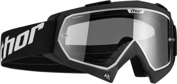 Кроссовые очки Thor ENEMY Solid Black