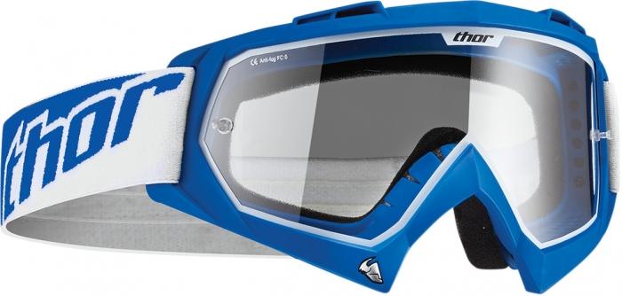 Кроссовые очки Thor ENEMY Solid Blue
