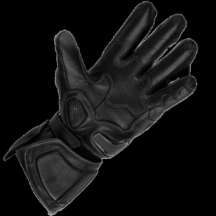 Мотоперчатки Seca Atom black цена