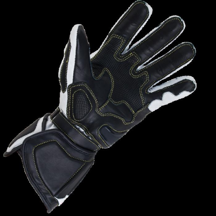 Купить перчатки Seca Atom white