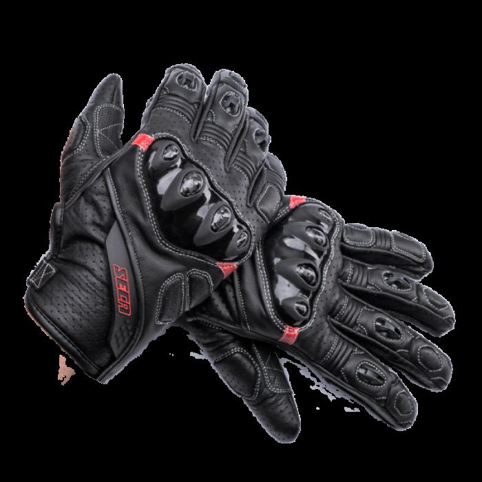 Мотоперчатки Seca Twister 2 black