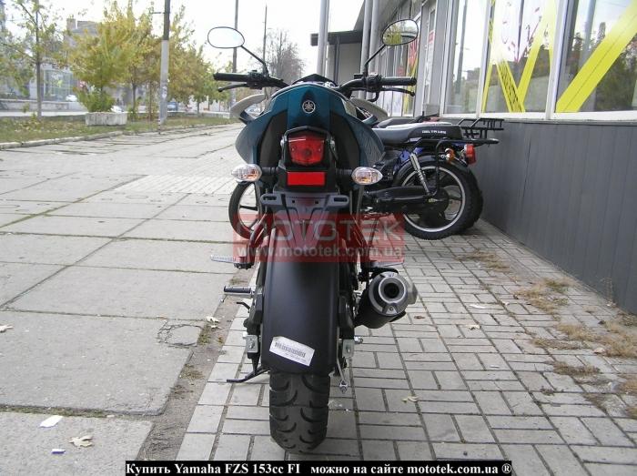 Yamaha FZS 153cc FI украина