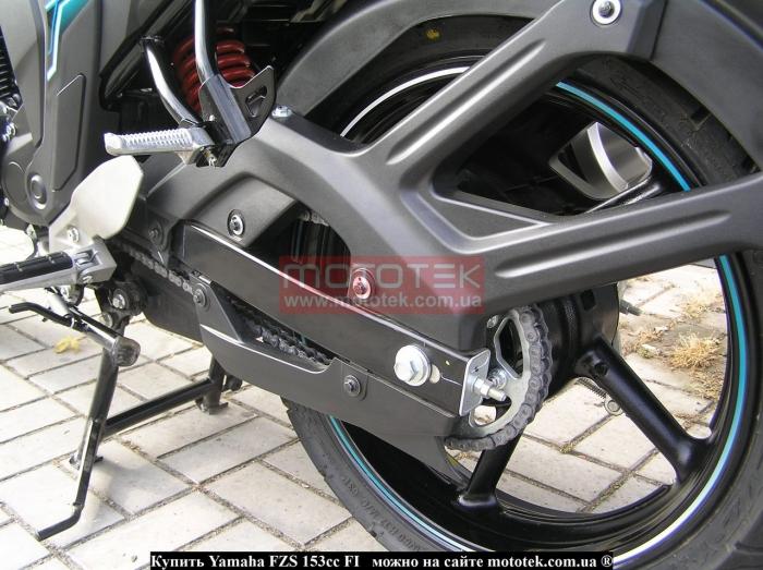 Yamaha fz s 150 отзывы