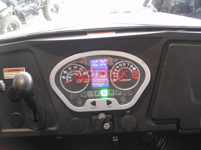 Мотовездеход Speed Gear