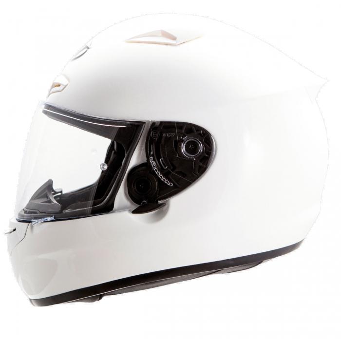 MT Helmets BLADE SV Solid white