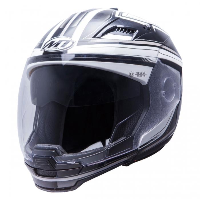 MT Helmets Convert Pragma black/grey купить шлем