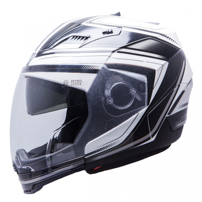 MT Helmets Convert Pragma black/grey
