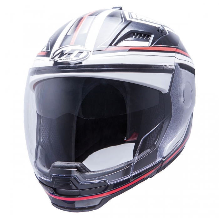 MT Helmets Convert Pragma black/red цена