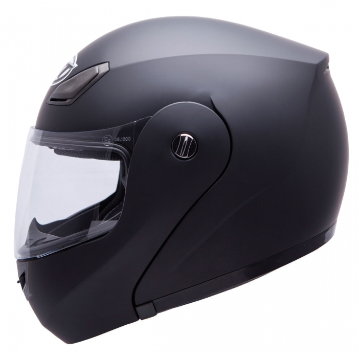 MT Helmets Coyote Solid matt black
