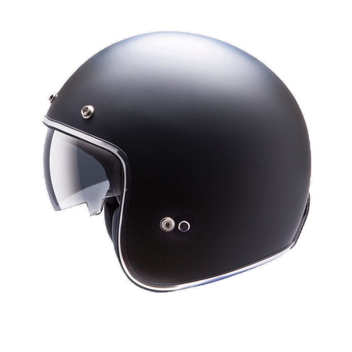 MT Helmets Le Mans SV Solid matt black