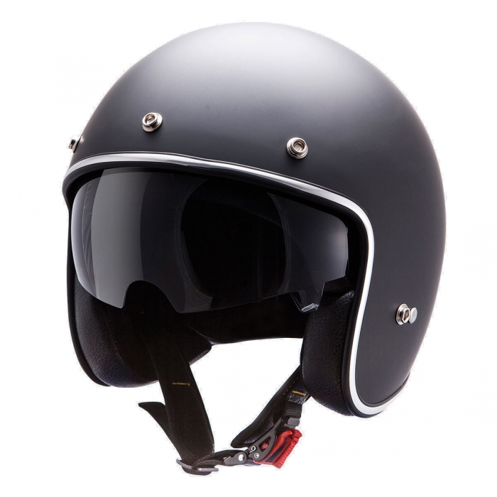 Купить MT Helmets Le Mans SV Solid matt black киев