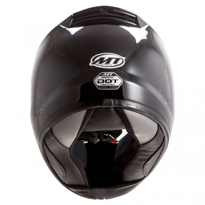 MT Helmets MATRIX Solid black
