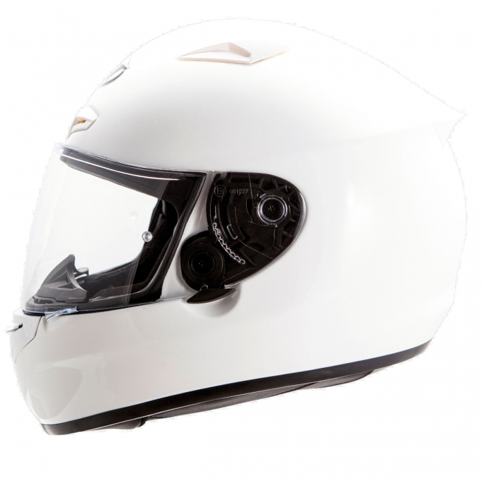MT Helmets MATRIX Solid white