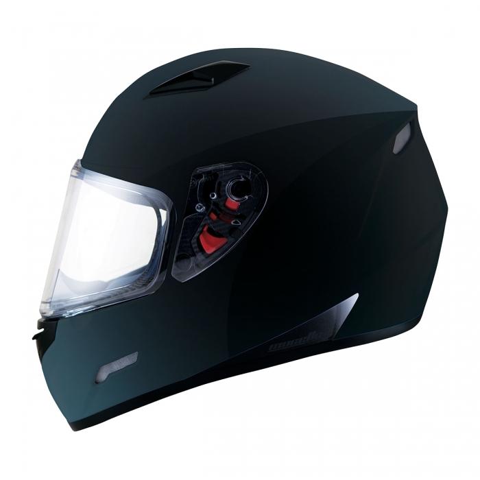 MT Helmets MUGELLO Solid matt black