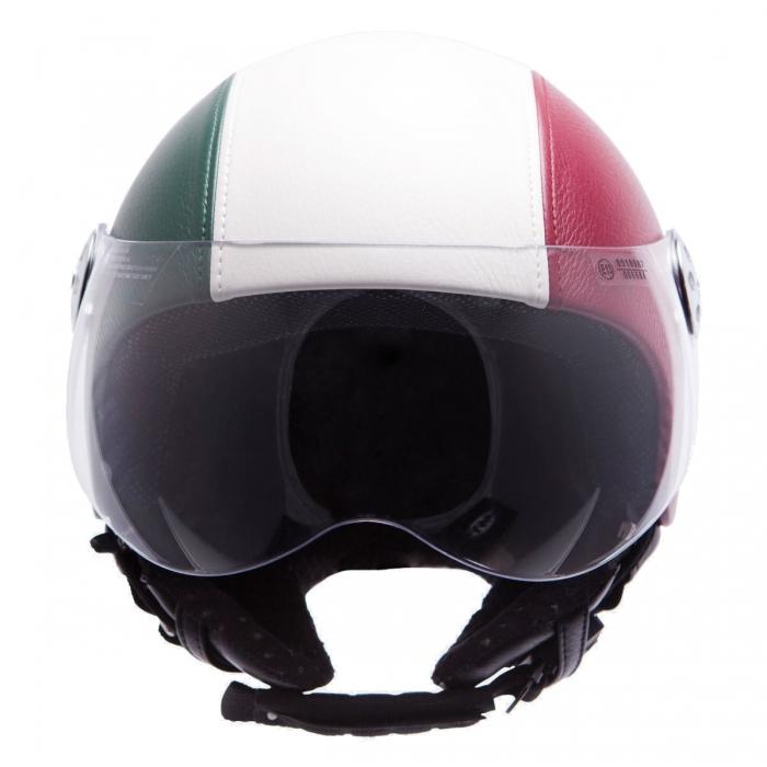 Шлем MT Helmets Retro Laether Italy купить днепр