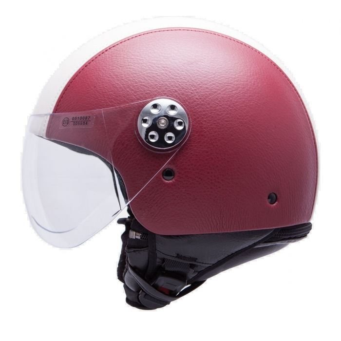 MT Helmets Retro Laether Italy