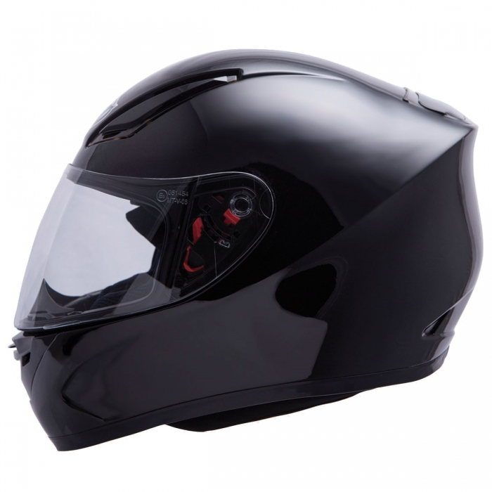 MT Helmets REVENGE Solid black