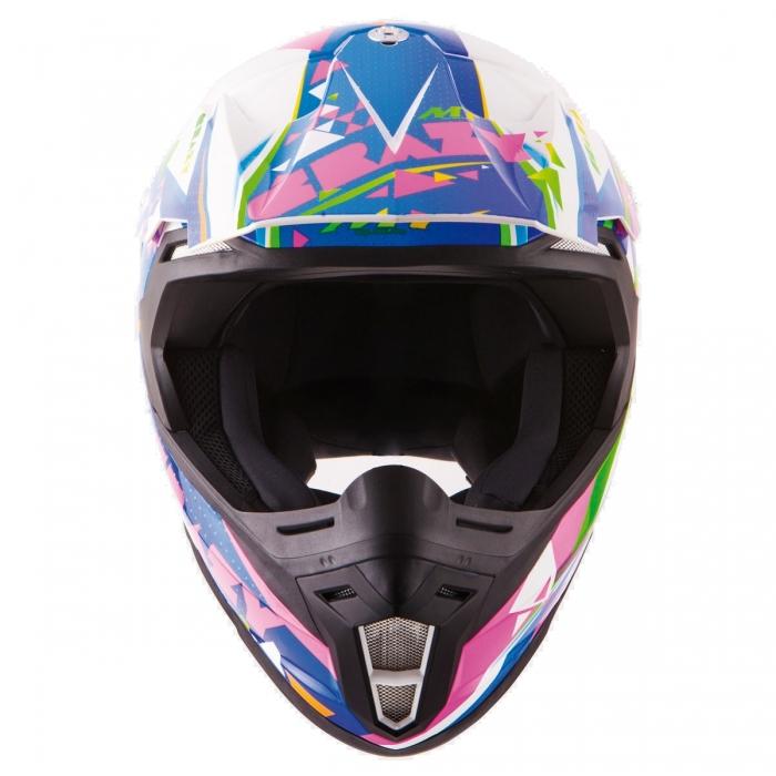 MT Helmets Synchrony Crazy