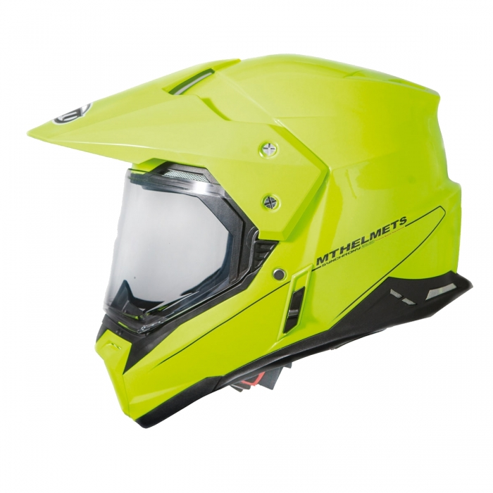MT Helmets Synchrony DUO SPORT fluor yellow