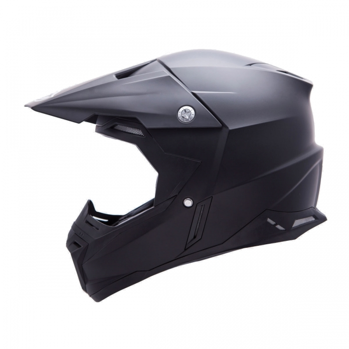 MT Helmets Synchrony Solid black