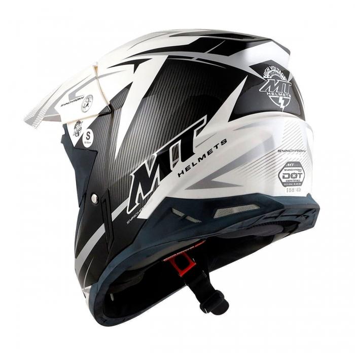 MT Helmets Synchrony Steel купить