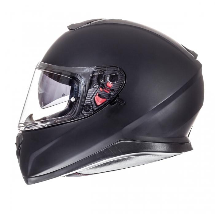 MT Helmets Thunder 3 Solid matt black
