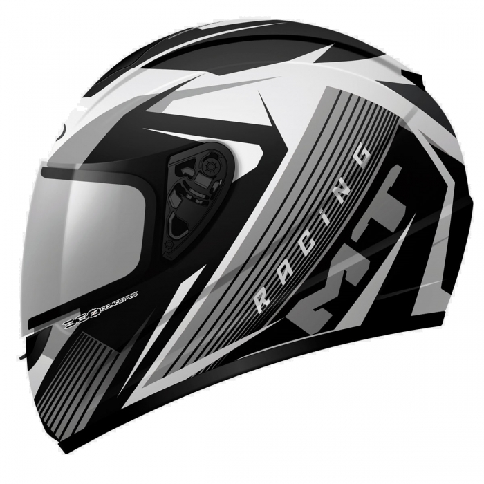 MT Helmets Thunder Axe black/grey