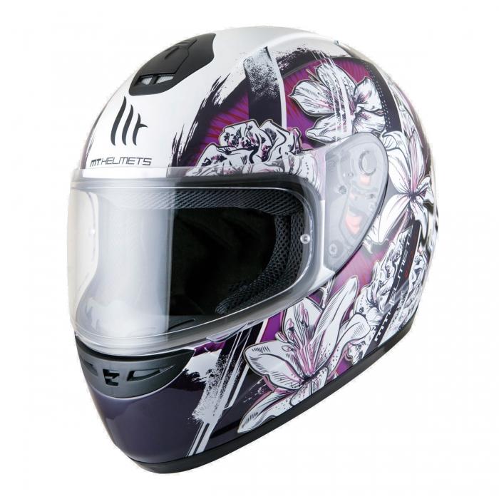 Детский шлем MT Helmets Thunder Kids Wild Garden