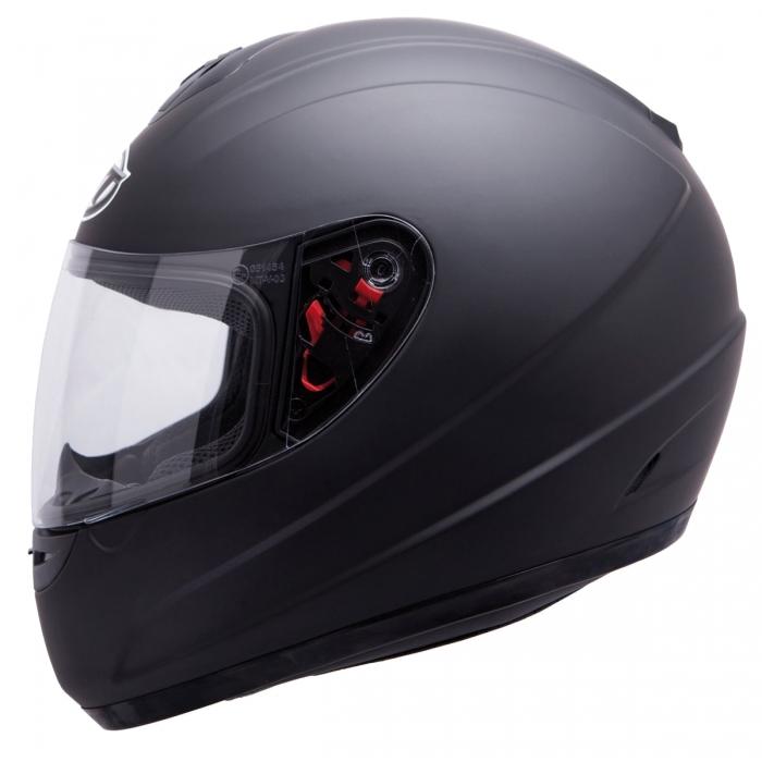MT Helmets Thunder Solid matt black