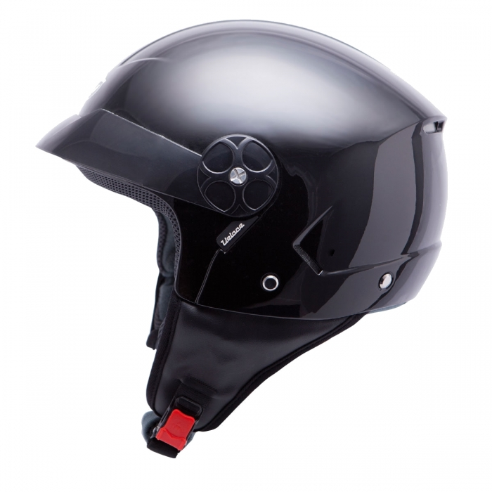 MT Helmets Velose Solid black