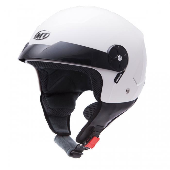 MT Helmets Velose Solid white цена