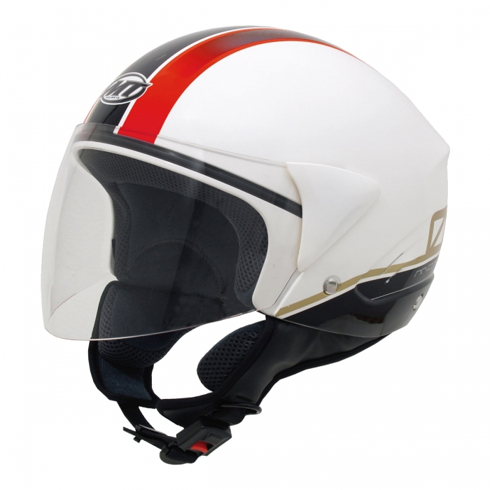 Шлем MT Helmets Ventus Motion 01 white/red купить киев